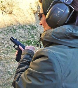 Schießkurs chambercheck pistole