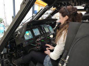 cockpit black hawk