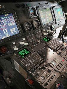 mittelkonsole cockpit