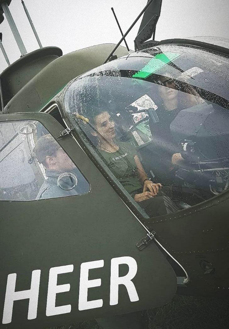 AirPower 2019 hubschrauber-heer