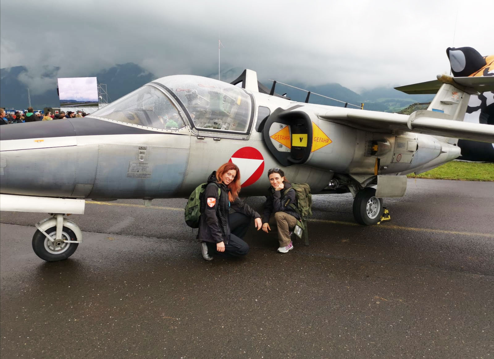 AirPower 2019 tactical-fairies-flugzeug