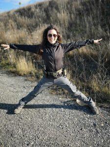 Außerdem Frau outdoor Kleidung