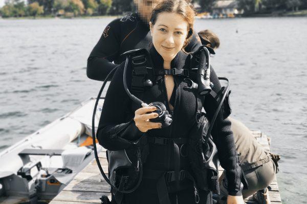 Pam Außerdem Ausrüstung.