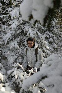 Schneetarnung sowie Multicam ALpine Jacke