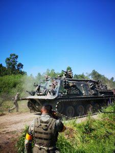 Panzer sowie Allentsteig